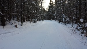 groomed-trail