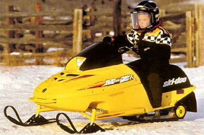 Mini z snowmobiles, are they worth the money? - Great Lakes