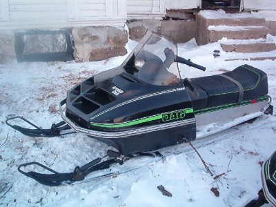 arctic cat jag have to sell Images