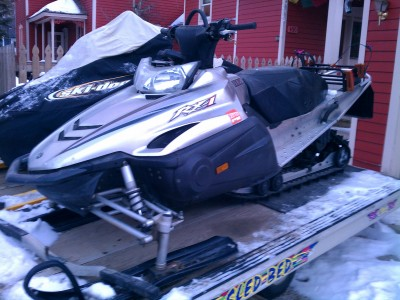 2003 Yamaha Snowmobile RX1 http://www.snowsnakes.com/snowmobile-for-sale/2003-Yamaha-RX---1-5427.html