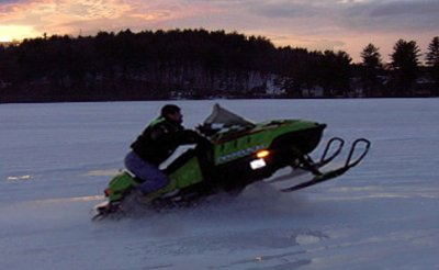 Thundercat Upgrades on 2000 Arctic Cat Thunder Cat 1000 Cc Snowmobile For Sale  Bilerica